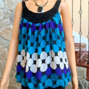 WRAPPER SLEEVELESS TOP